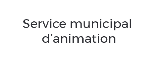 Service municipal d'animation